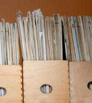 How to store documents?